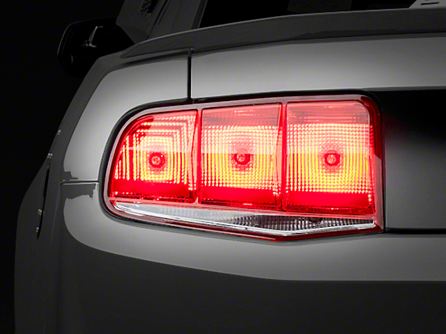 Raxiom Aero Tail Lights; Smoked (10-12 All)