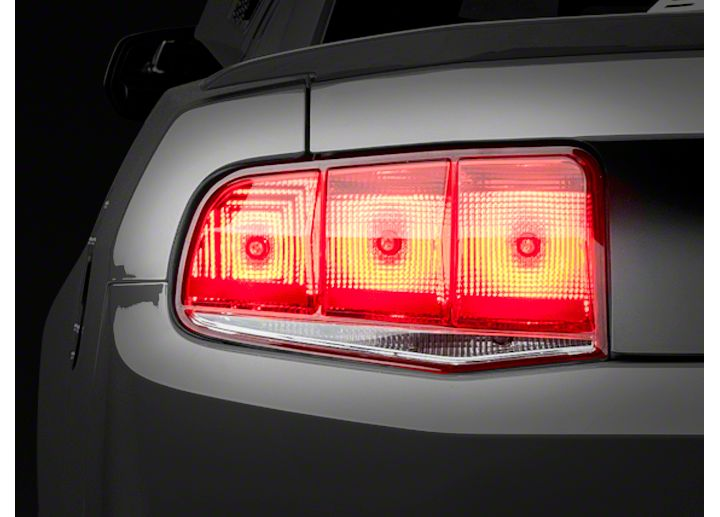How To Install Raxiom Aero Tail Lights On Your 2010 2012 Mustang
