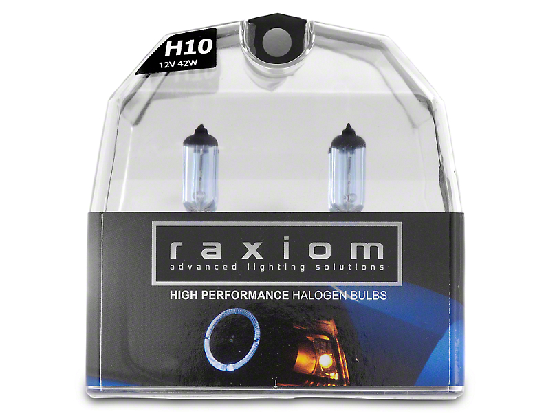Raxiom Elite Fog Light Bulbs - H10 (03-04 Cobra; 05-09 GT)