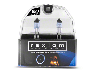 Raxiom Elite Fog Light Bulbs - 893 (94-04 GT; 94-01 Cobra)