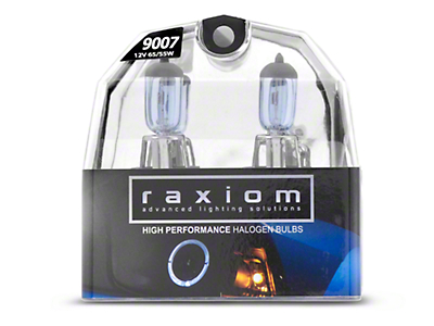 Raxiom Elite Headlight Bulbs - 9007 (94-04 All)