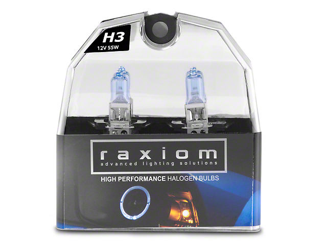 Raxiom Elite Light Bulbs - H3 (87-04 All, Excluding 03-04 Cobra)