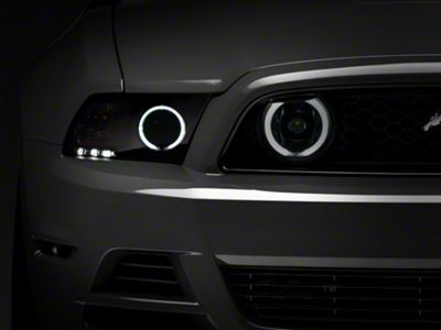 how to install raxiom smoked fog lights ccfl halo on your mustanghow to install raxiom smoked fog lights ccfl halo on your mustang americanmuscle