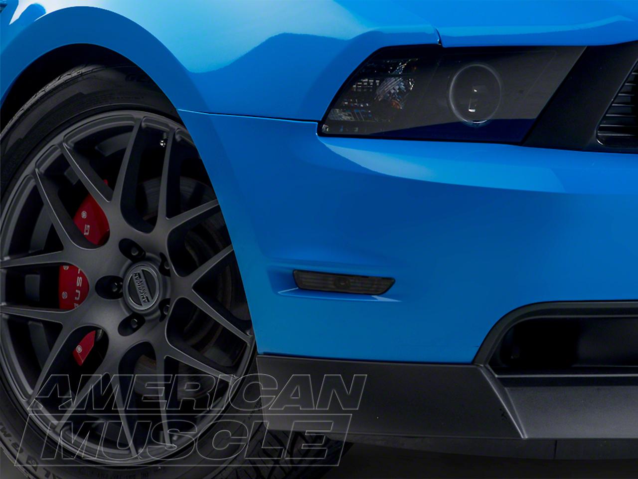 Axial Black Side Marker Lights (10-14 GT, V6)