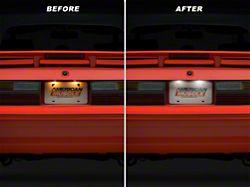 License Plate Light LED Conversion Kit (87-93 All)