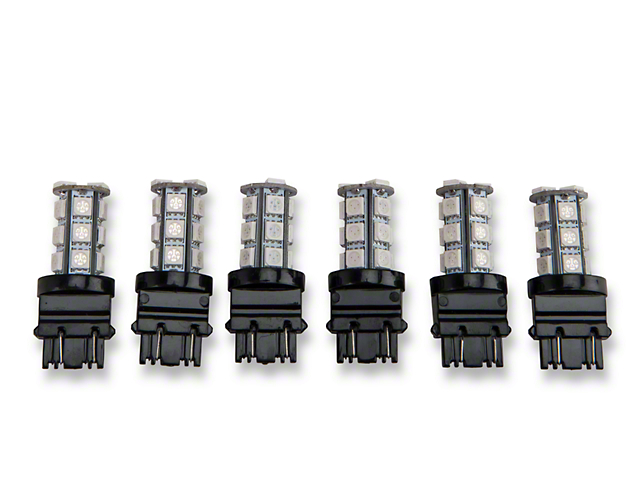Raxiom LED Tail Light Conversion Kit (96-04 All, Excludes 99-01 Cobra)