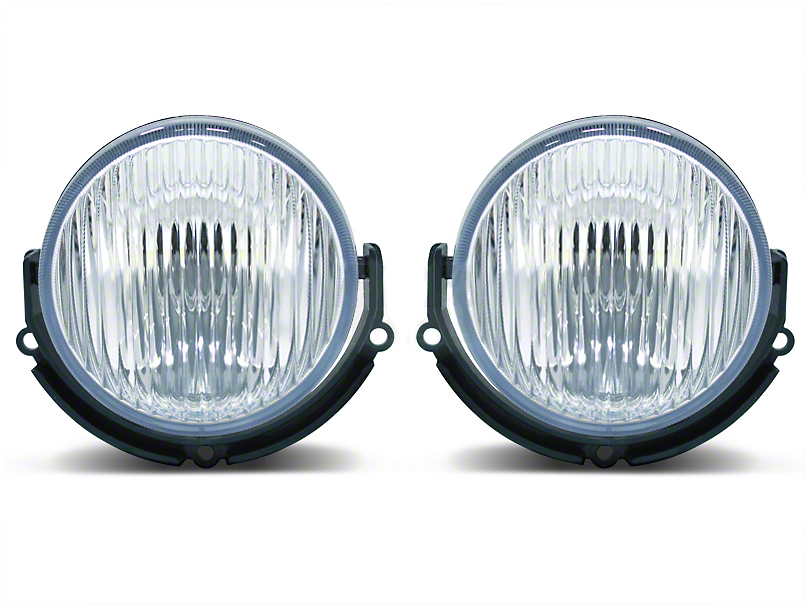 Axial Replacement Fog Lights (99-01 Cobra)