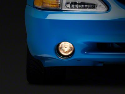 Axial Replacement Fog Light - Left Side/Right Side (94-98 Cobra)