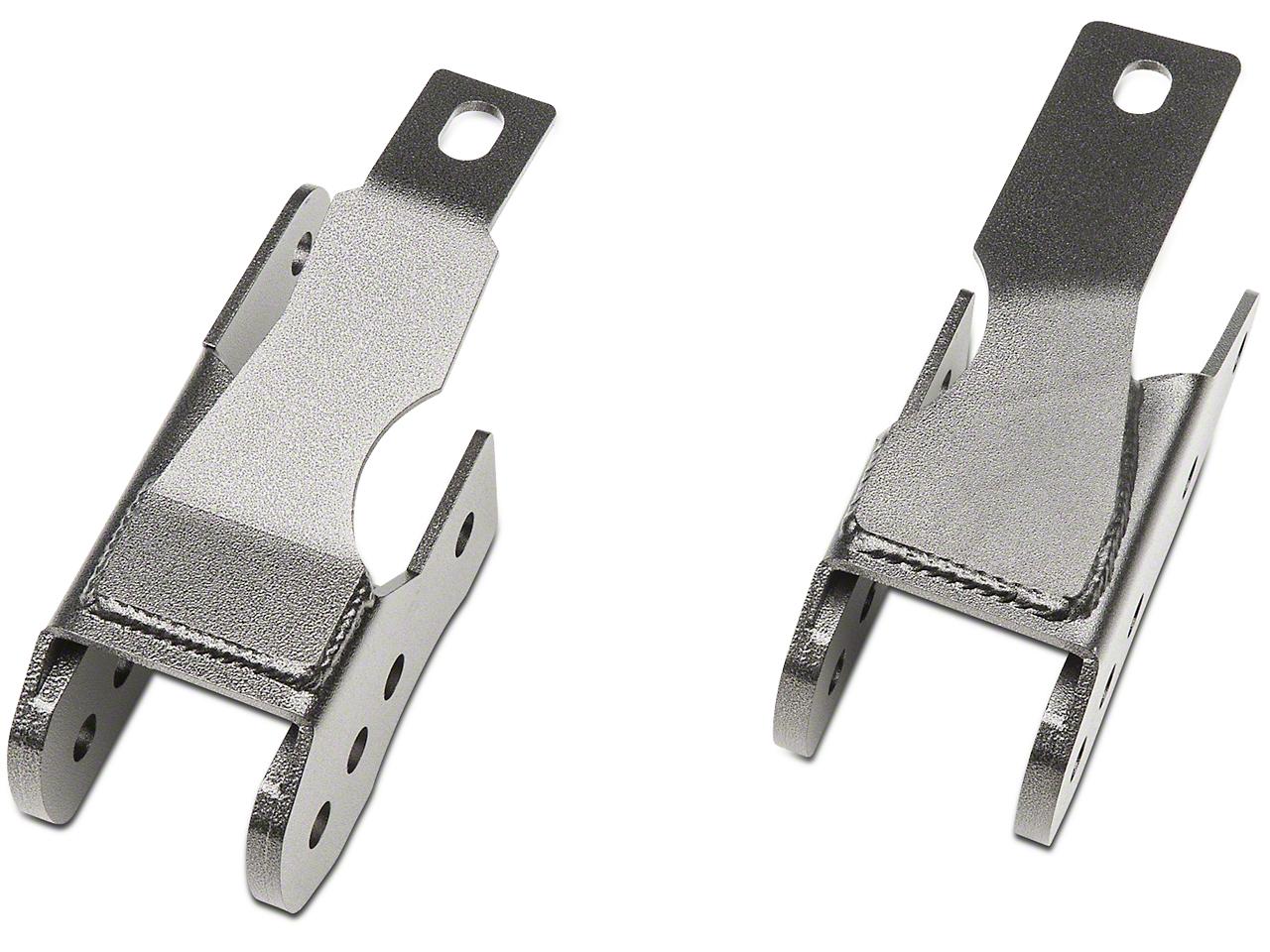 BMR Rear Lower Control Arm Relocation Brackets (05-14 All)