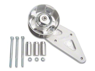 Add Metco Motorsports Auxiliary Idler Pulley Kit - Double Bearing (07-14 GT500)