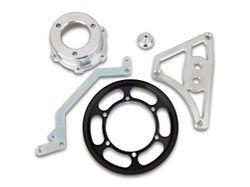 Crank Pulley Kit; 4 lb. Boost (03-04 Cobra)