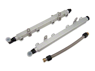 Metco Motorsports High Flow Fuel Rail Kit (11-14 GT)