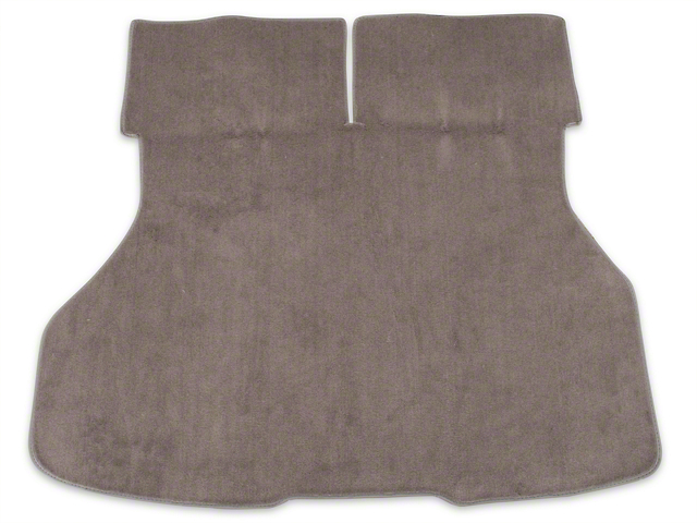 OPR Replacement Hatch Carpet - Smoke Gray (87-89 Hatchback)