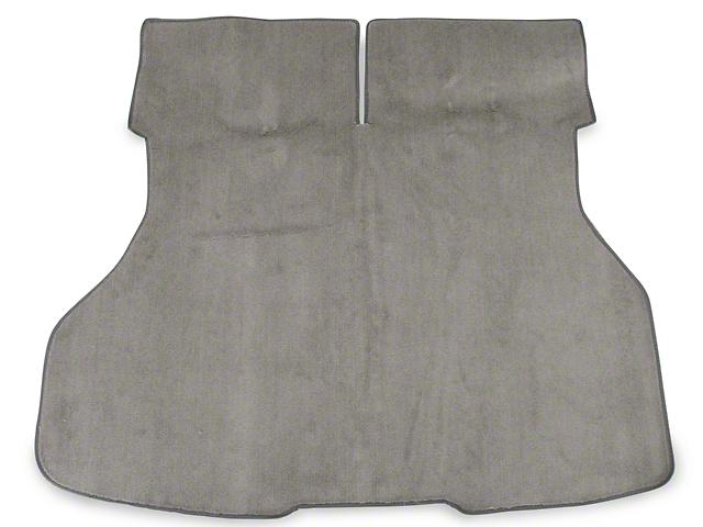 OPR Replacement Hatch Carpet; Titanium Gray (90-92 Hatchback)
