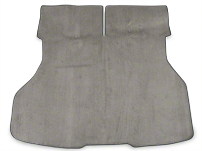 OPR Replacement Hatch Carpet - Titanium Gray (90-92 Hatchback)