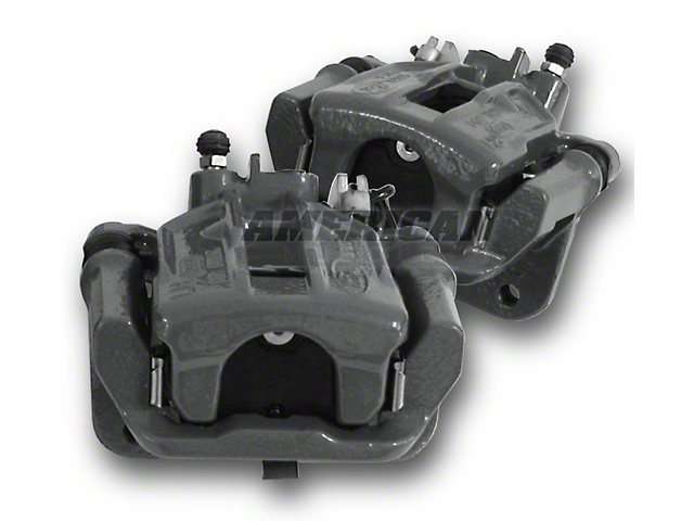 Ford Performance Black Cobra Calipers (Rear Pair)