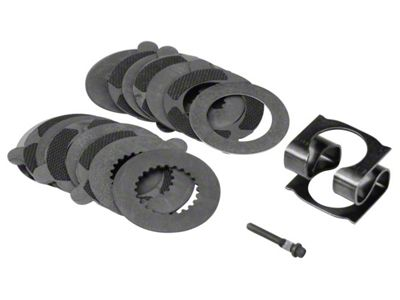 Add Traction-LOK Rebuild Kit w/ Carbon Discs