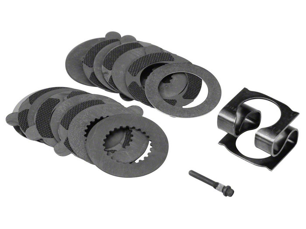 Ford Performance Traction - LOK Rebuild Kit w/ Carbon Discs - 8 8 in   (11-14 V6
