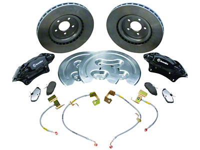 Ford Performance SVT Front Brake Upgrade Kit (05-14 GT, V6)