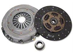 Ford Performance Organic Clutch Kit; 10 Spline (86-Mid 01 V8, Excluding 99-01 Cobra)
