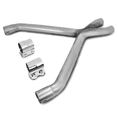 Ford Performance Cut and Clamp X-Pipe (11-14 V6)