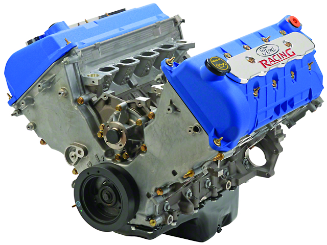Ford Performance 4.6 4V Aluminator Long Block for Supercharged Applications