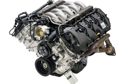 Ford Performance Mustang Coyote 5 0 4v 412hp Crate Engine