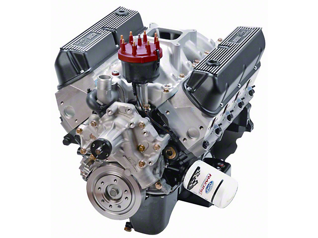 Ford Performance Boss Block 347ci 450HP Rear Sump Crate Engine