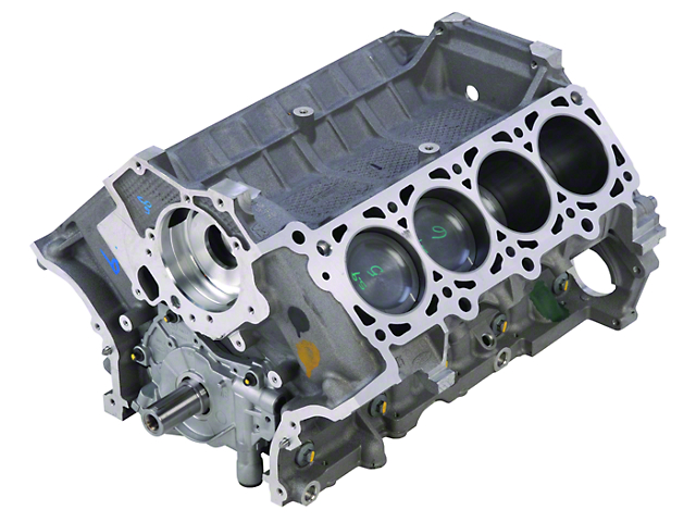 Ford Performance 4.6L 3V Aluminator Short Block for Supercharged Applications
