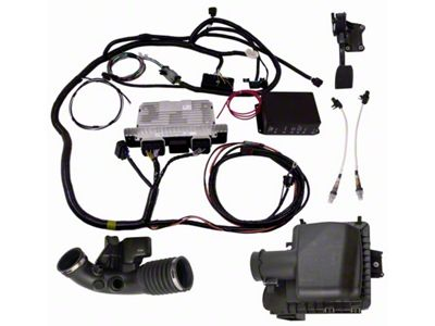 ford performance coyote 5 0l 4v crate engine control pack (11 14 gt w manual transmission) ford 5.0 fuel pressure regulator ford 5 0 swap wiring harness #10