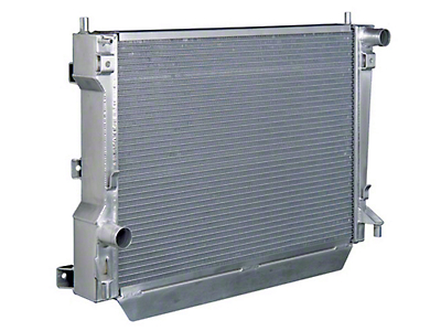 Ford Performance Aluminum Radiator (05-14 GT; 12-13 BOSS 302)
