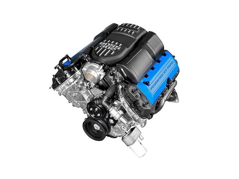 Ford Performance Boss 302 5.0L Crate Engine