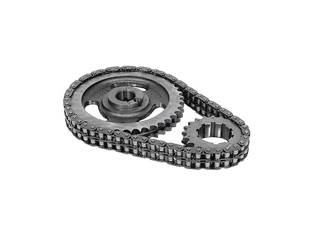 Ford Performance Timing Chain Set; Steel Sprocket (79-95 5.0L, 5.8L)