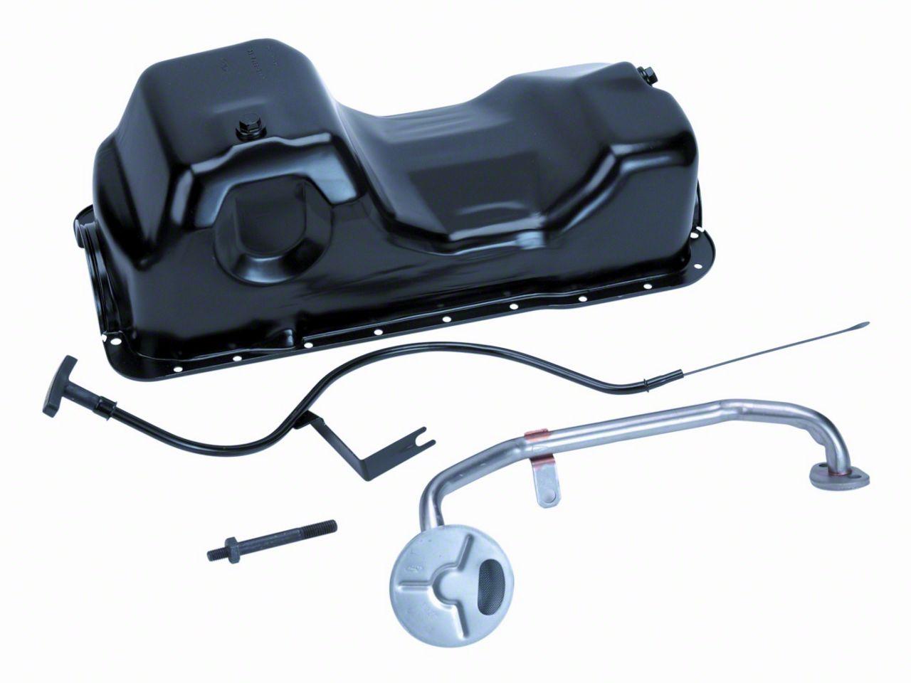 Ford Performance 5.0L Oil Pan Kit (79-95 5.0L)
