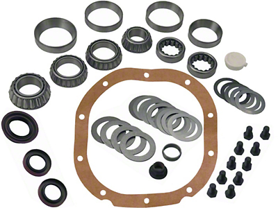 Ford Performance Ring & Pinion Installation Kit - 8.8 in. Solid Rear (86-04 V8)