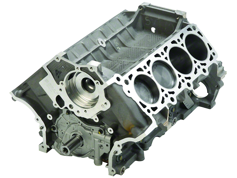 Ford Performance 4.6 4V Aluminator Short Block for Supercharged Applications