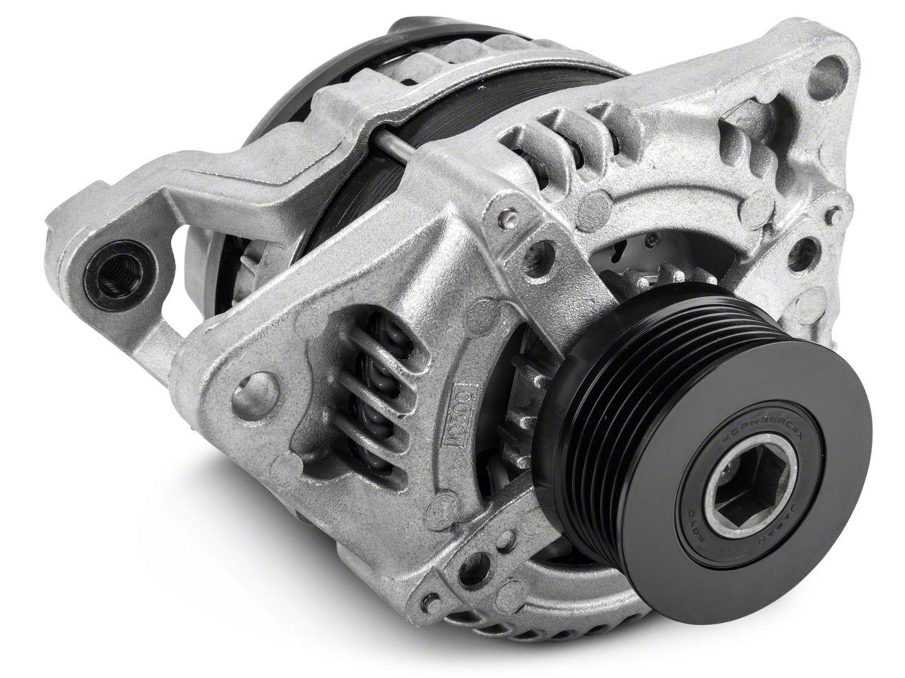 ford performance mustang 5.0l plenum cover kit m-9680-m50 ... 1996 ford alternator wiring diagram