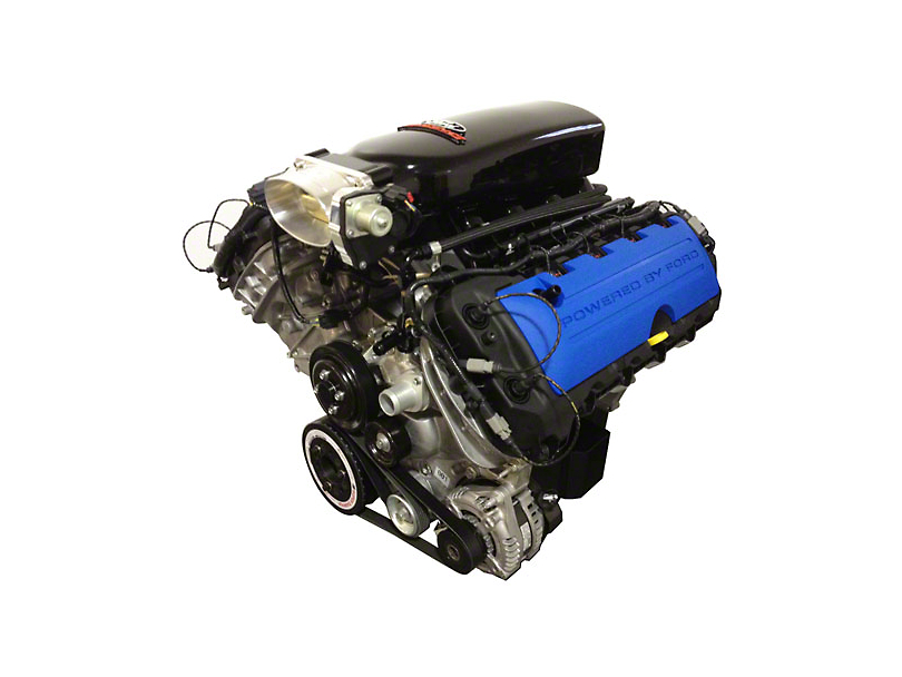 Ford Performance Naturally Aspirated Cobra Jet Engine