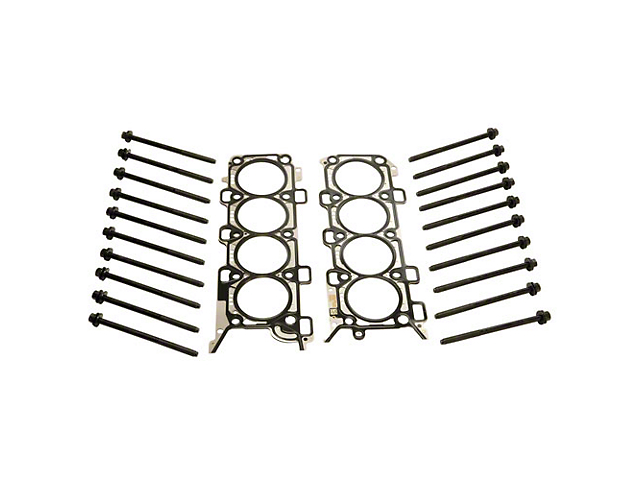 Ford Performance Boss 302R Cylinder Head Changing Kit (13-14 GT; 2013 BOSS 302)