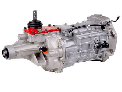 Ford Performance TREMEC T56 6-Speed Transmission - 2 66 1st Gear