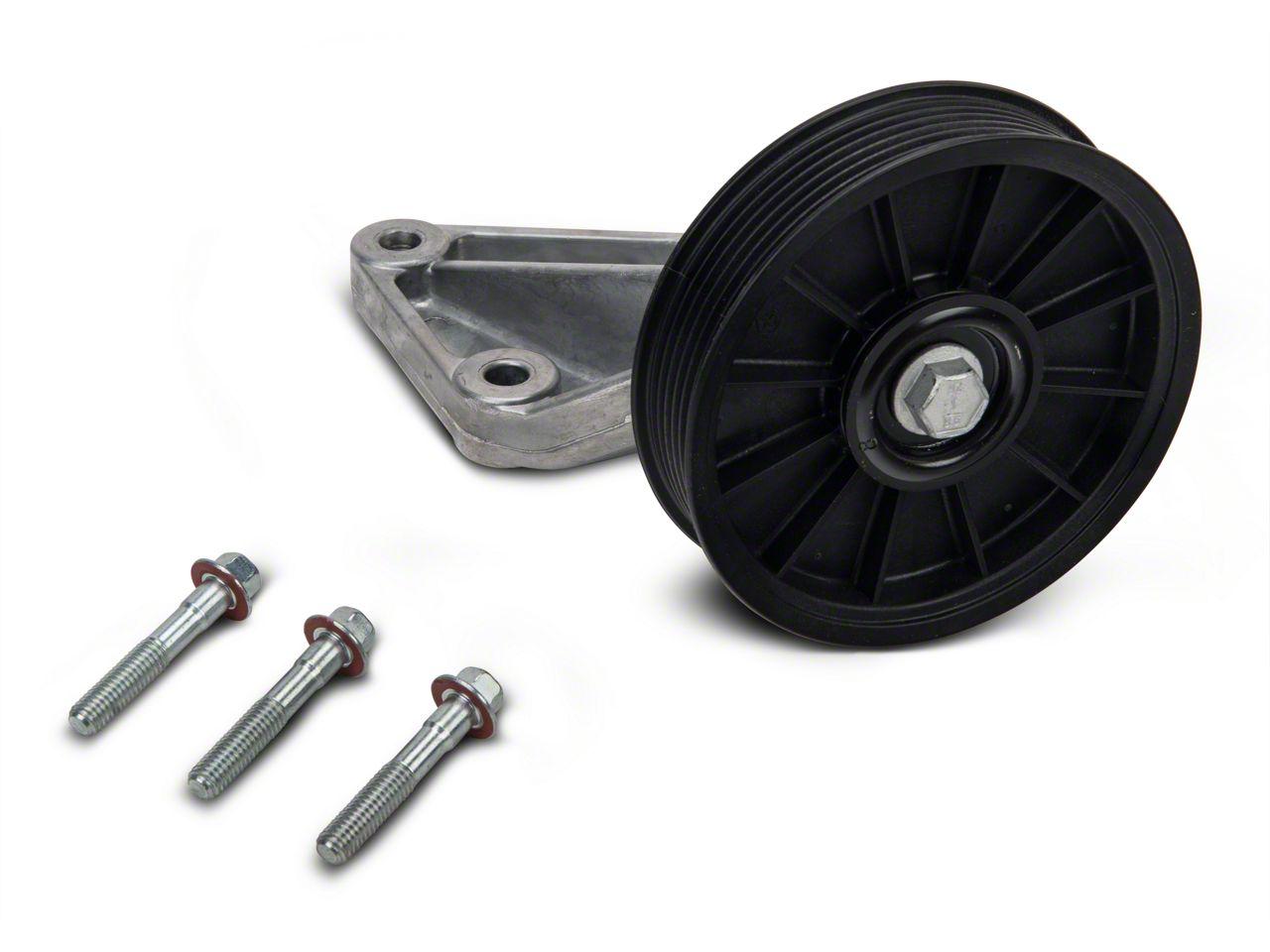 Ford Performance A/C Compressor Delete (96-10 GT, Cobra, Mach 1)