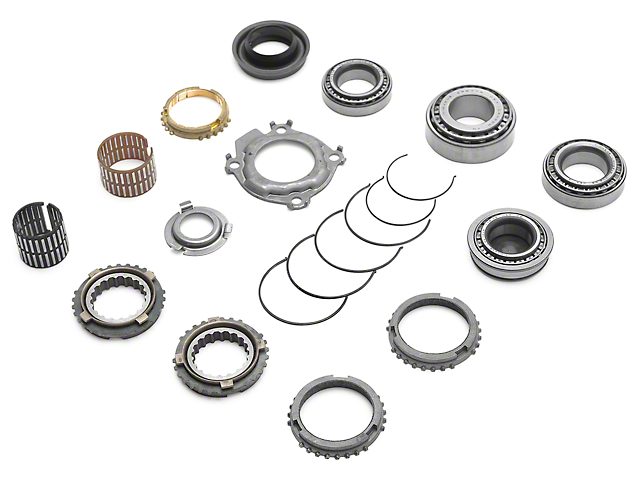 Ford Performance Mustang T-5 Rebuild Kit M-7000-A (85-95 5