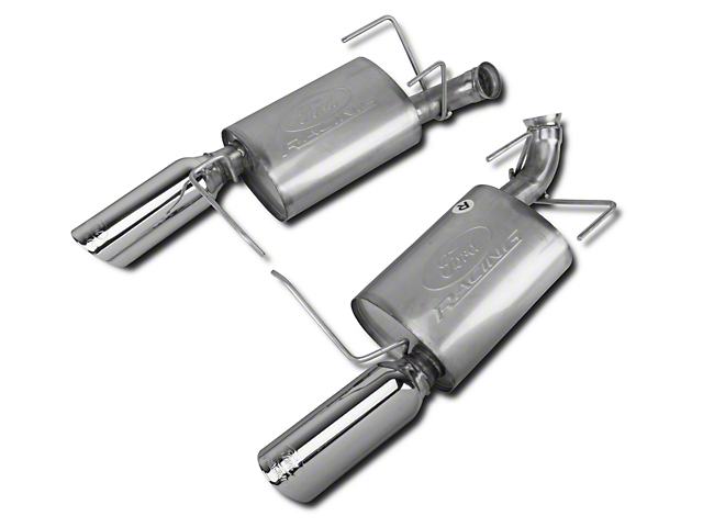 Ford Performance Touring Axle-Back Exhaust (11-14 V6)