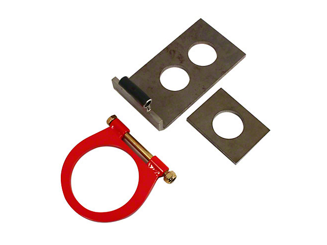 Ford Performance Rear Tow Ring Kit (13-14 GT; 2013 BOSS 302)