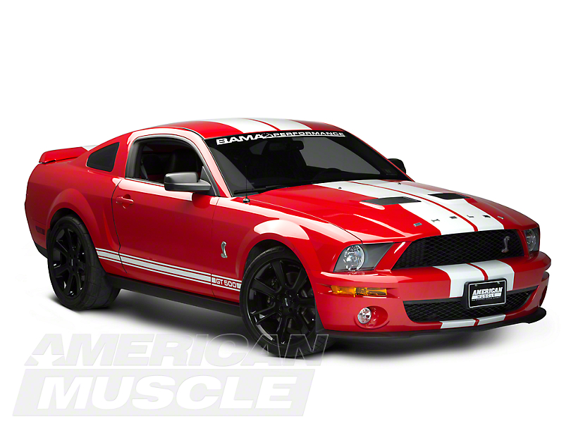 Ford Performance GT500 Hood - Unpainted (07-09 GT500)