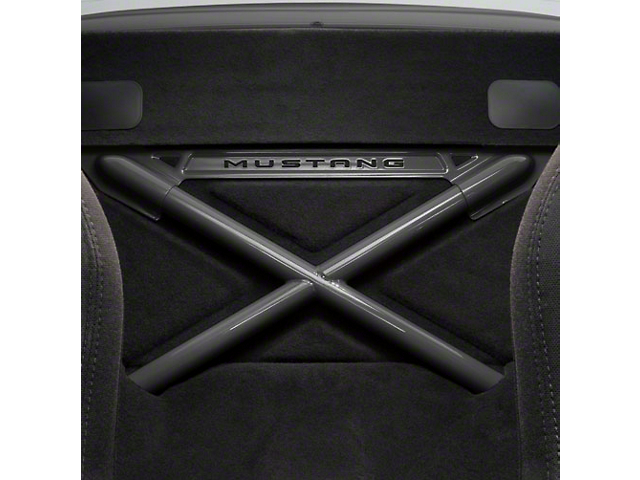 Ford Performance X-Brace Rear Seat Delete - Coupe - Gray (05-14 All)