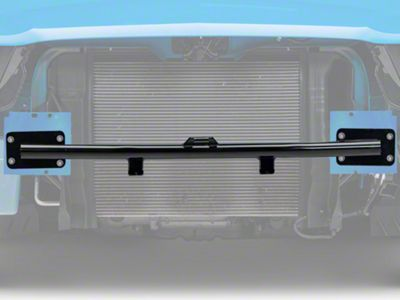 Ford Performance Tubular Front Bumper Reinforcement Support (05-14 All)