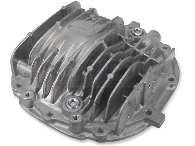 Ford Performance Finned Differential Cover; 8.8-Inch (11-14 V6; 86-14 V8, Excluding 99-04 Cobra)