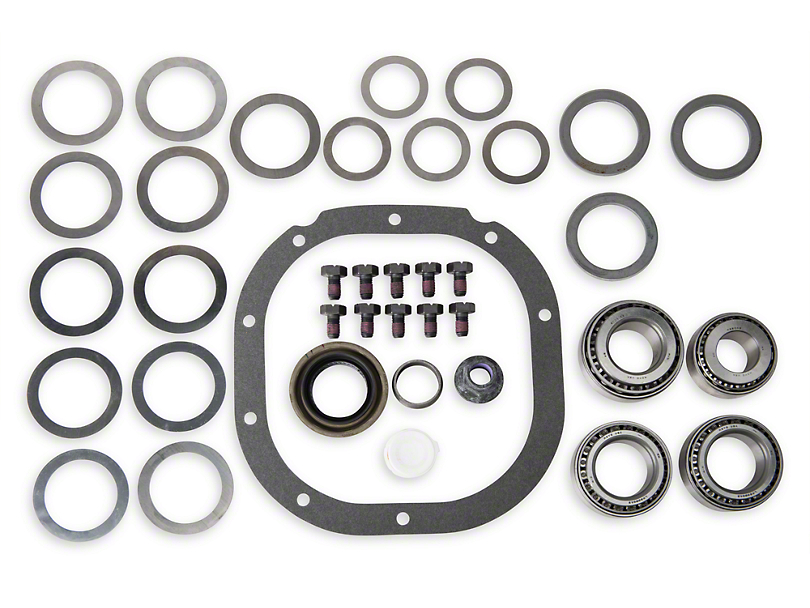 Ford Performance Ring & Pinion Installation Kit w/ High Torque Bearing - 8.8 in. (11-14 V6; 86-14 V8, Excluding 13-14 GT500)
