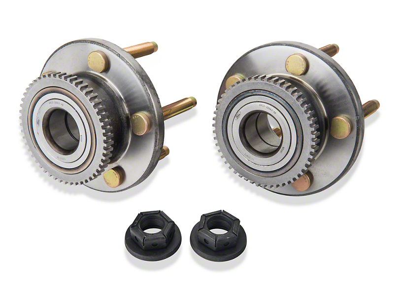 Ford Performance Front Hub Kit with 3-Inch ARP Studs (05-14 All)